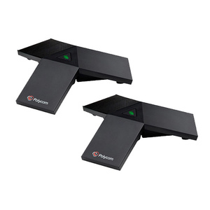 Polycom Expansion Microphone kit for RealPresence Trio 8800. Incl two mics.
