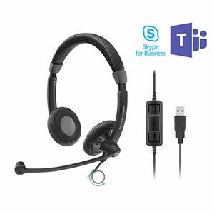 Sennheiser SC 70 USB MS Dual Ear Corded Headset