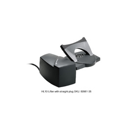 Poly Plantronics HL10 Handset Lifter - Straight Plug For Savi Office & CS500 Series