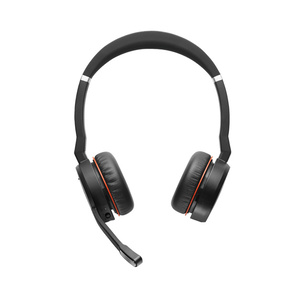 Jabra EVOLVE 75 Stereo UC ANC Headset w 370 USB Dongle included