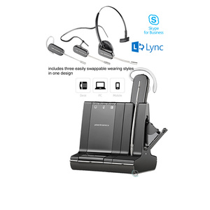 Plantronics Savi W745 M Wireless Headset MS Lync